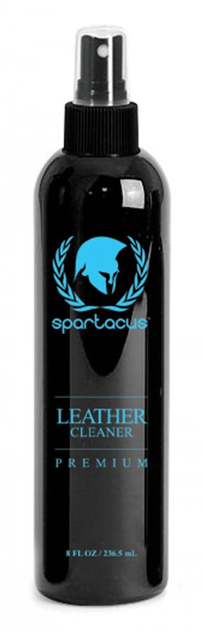 8oz Spartacus Premium Leather Cleaner
