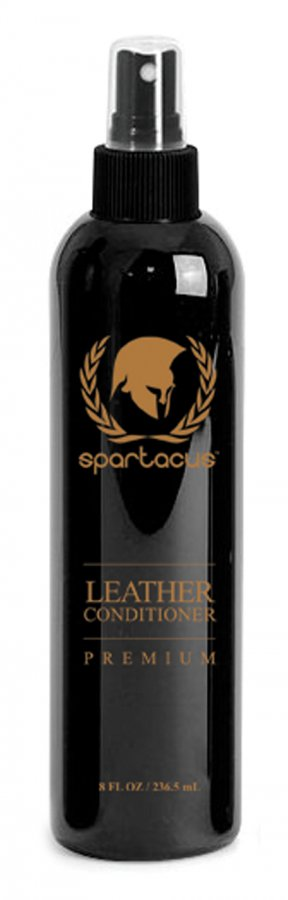 8oz Spartacus Premium Leather Conditioner