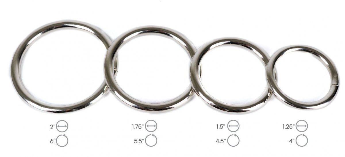 Spartacus Ring dimensions