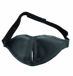 Fabric-lined Blackout Blindfold