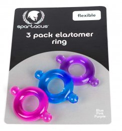 Elastomer Ring Set
